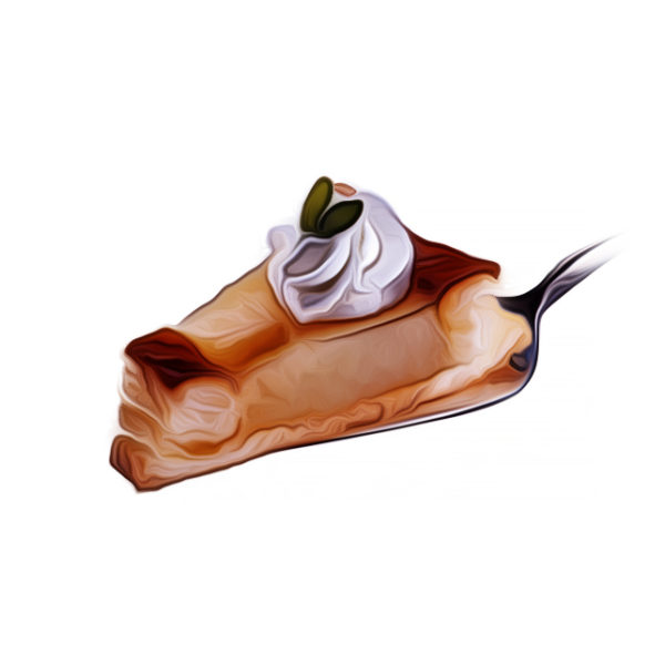 洋ナシパイ、生クリーム添え タルトレシピ