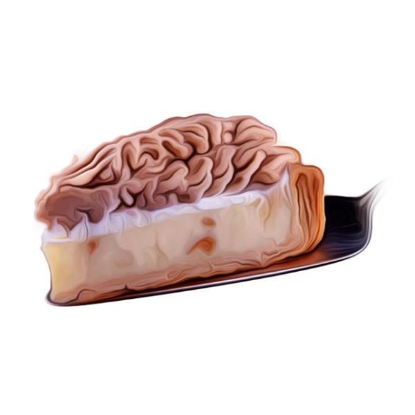 マロンクリームパイ|タルトレシピ