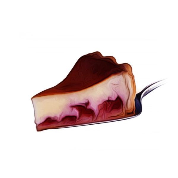 スモモのチーズクリームタルト / タルト・オ・フロマージュ・エ・オ・プリュヌ