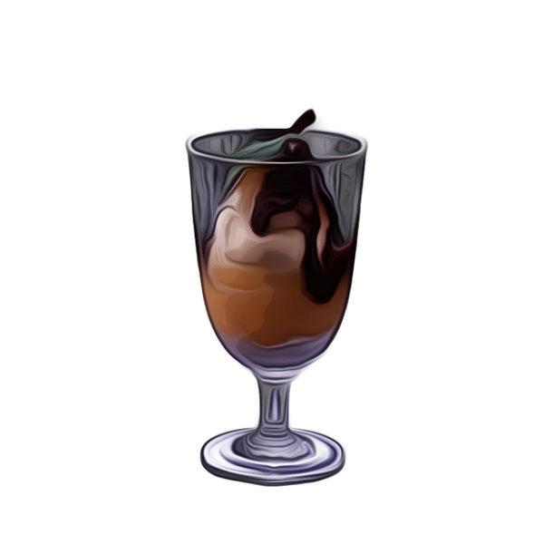 クープグラセ・ベレレーヌ|アイスクリームレシピ