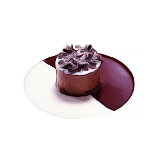 グラス・ショコラ、ネルスコ|アイスクリームレシピ