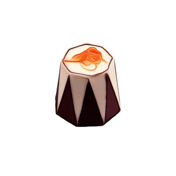 オレンジムース、ロメオ|クリームデザートレシピ
