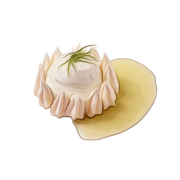 ムース・オ・シトロン・ヴェール|クリームデザートレシピ