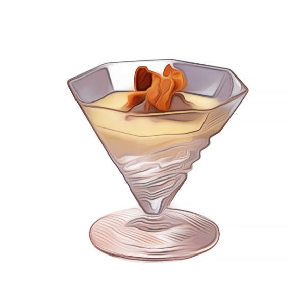 クープ・ショコラ、ル・ロワ・リア|クリームデザートレシピ