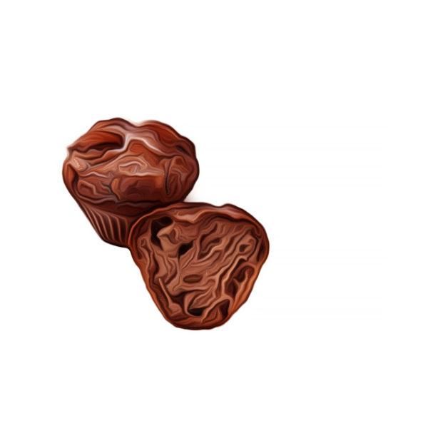 ガトゥ・ドゥ・ノワ・エ・マロン|焼き菓子レシピ