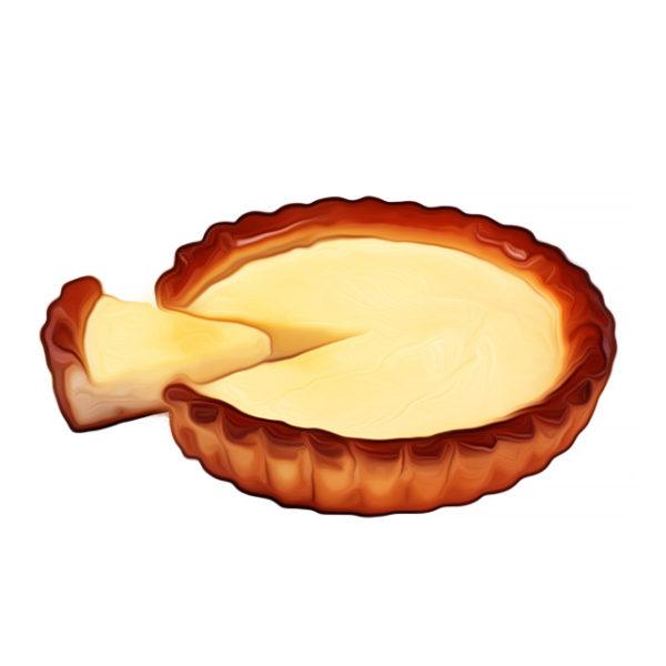 チーズ・イーストケーキ|焼き菓子レシピ