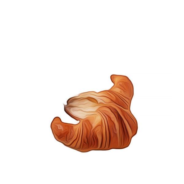クロワッサン|焼き菓子レシピ