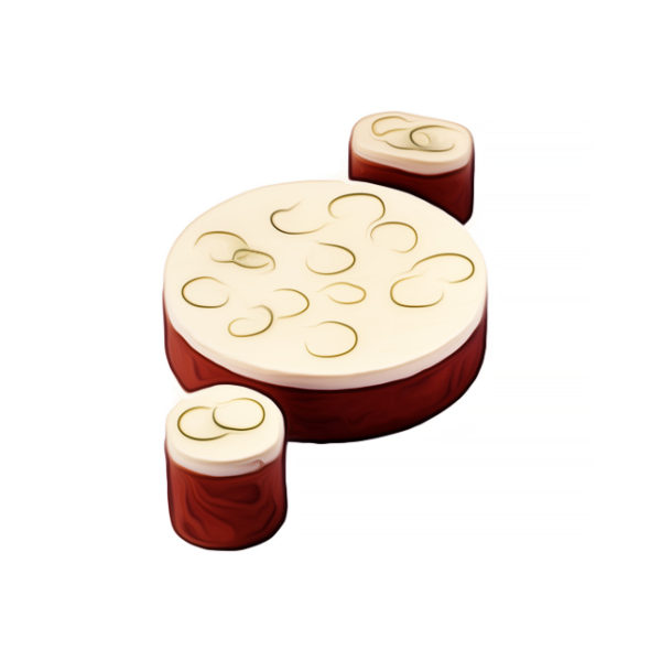 シトロン ・ムースケーキ|クリームデザートレシピ