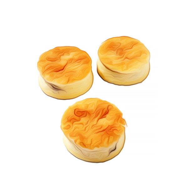フロマージュブラン・スフレケーキ|チーズケーキレシピ