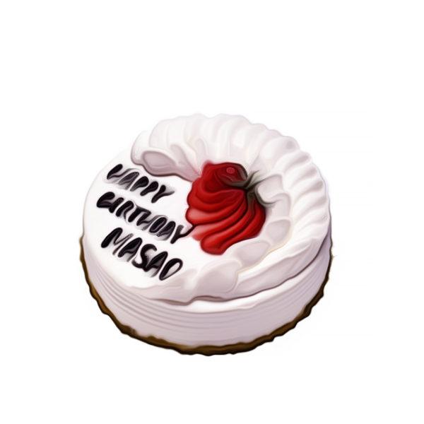 バースディ・ショートケーキ|バースデーケーキレシピ