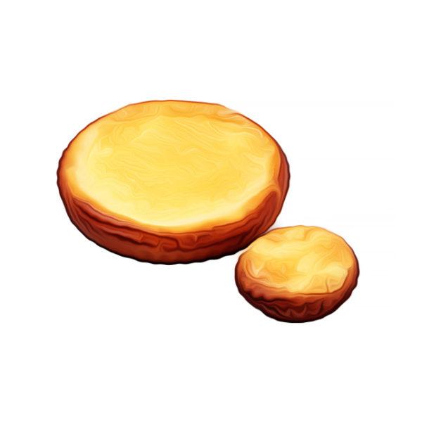タルト・クレム・ドリャック|イーストケーキレシピ