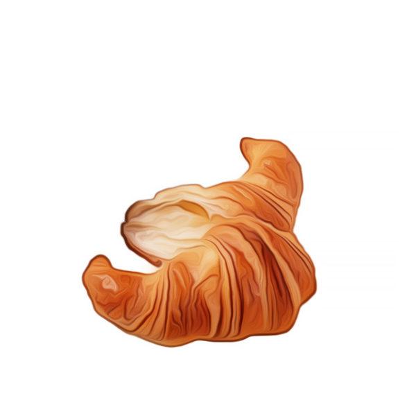 クロワッサン|イーストケーキレシピ
