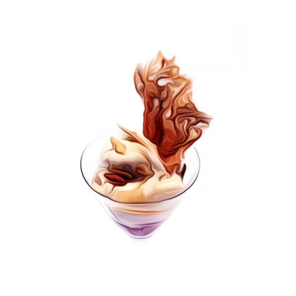 メープル・アイスクリーム|アイスクリームレシピ
