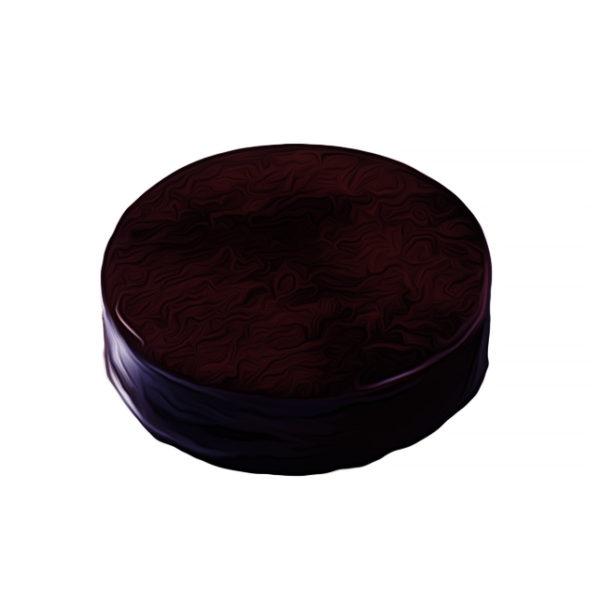 トロピカル・チョコレートケーキ|チョコレートレシピ