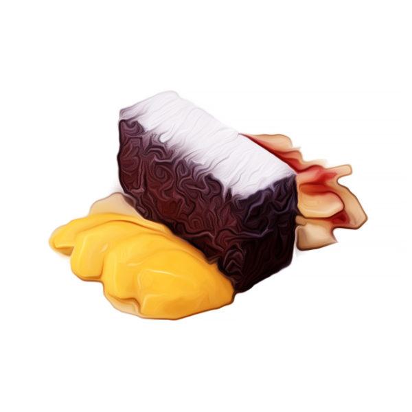 プラリネ・チョコレート・ムースケーキ|チョコレートレシピ