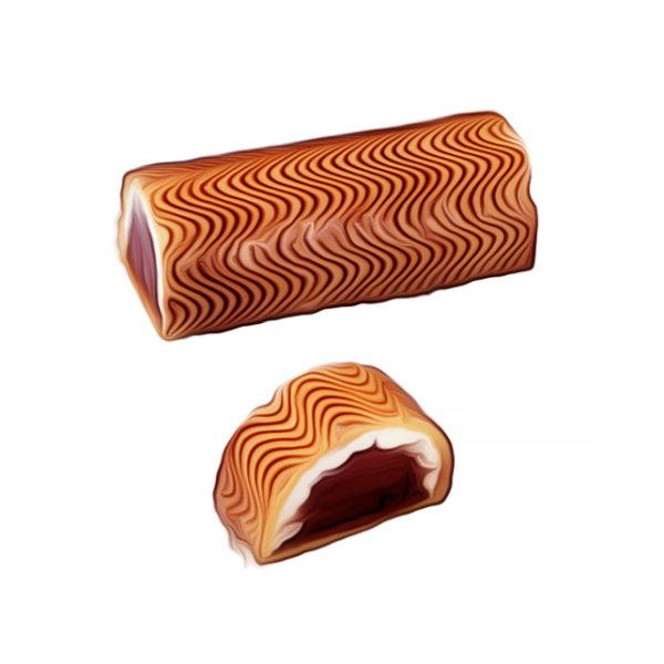 クリーム・ガナッシュケーキ チョコレートレシピ
