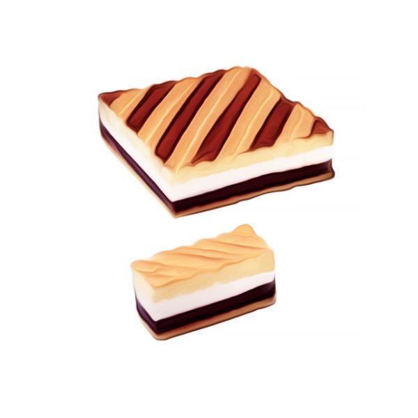 フランボワーズ・ガナッシュケーキ|チョコレートレシピ