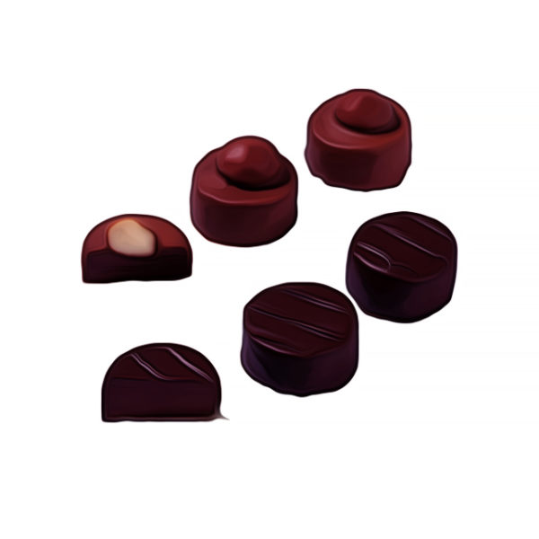 モカ・クリームチョコレート|チョコレートレシピ