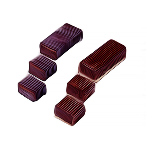 ヘイゼルナッツ・チョコレートバー|チョコレートレシピ