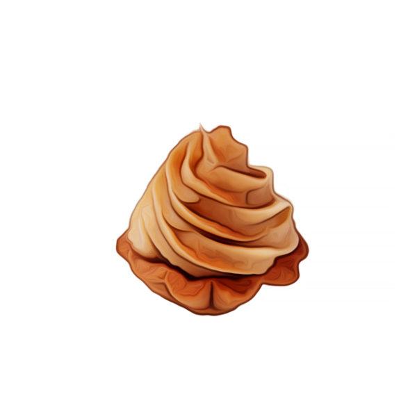 豆腐のマロンクリームパイ|ベジスイーツレシピ