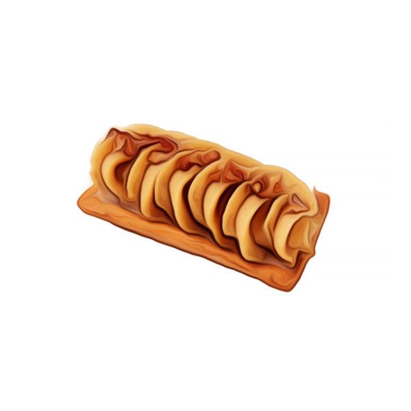 サツマイモの豆腐クリームパイ|ベジスイーツレシピ
