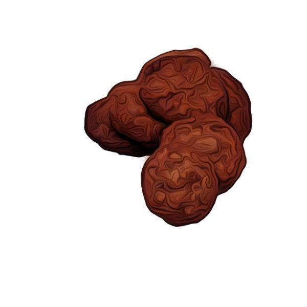デーツ・ナッツ・クッキー|ベジスイーツレシピ