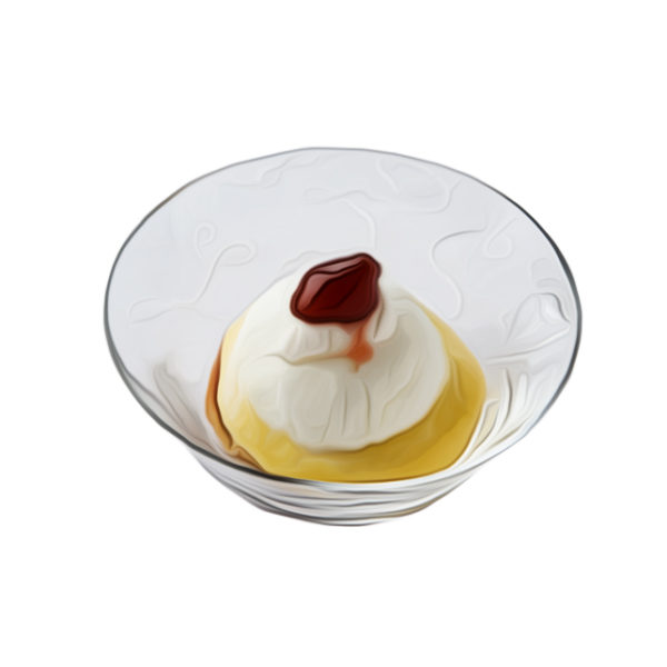 グリークヨーグルト|全粒粉洋菓子レシピ